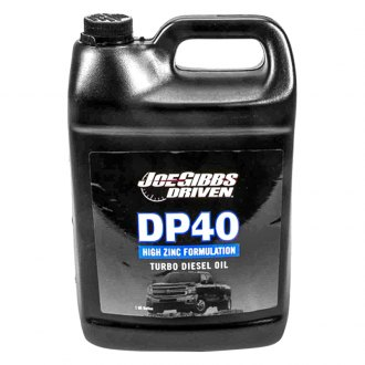 Driven Racing Oil® - DP40 Turbo Diesel 5W-40 High Performance Motor Oil