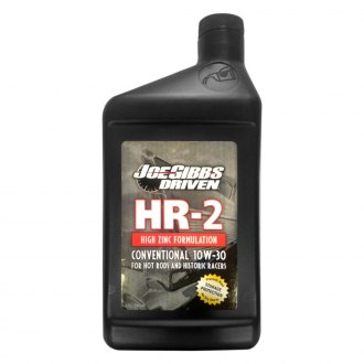 Driven Racing Oil® - HR-2 10W-30 Conventional High Performance Motor Oil