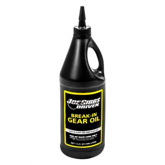 Driven Racing Oil® - Joe Gibbs Driven Break-In Gear Oil