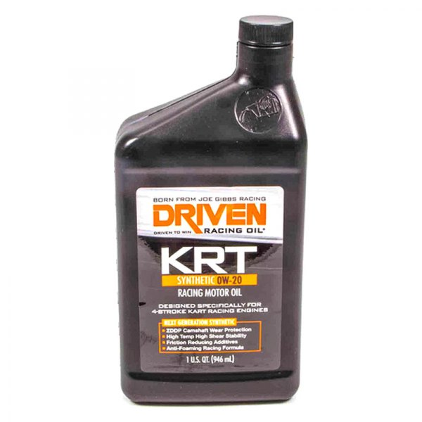 Driven Racing Oil Jgp03406 Krt Sae 0w 20 4 Stroke
