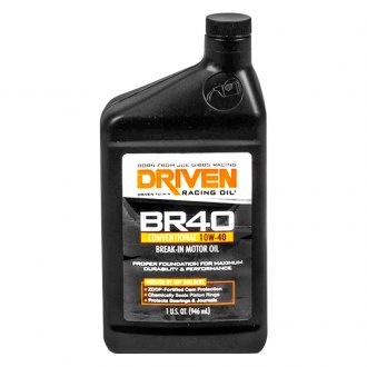 Driven Racing Oil® - BR40 Petroleum Break-In Motor Oil