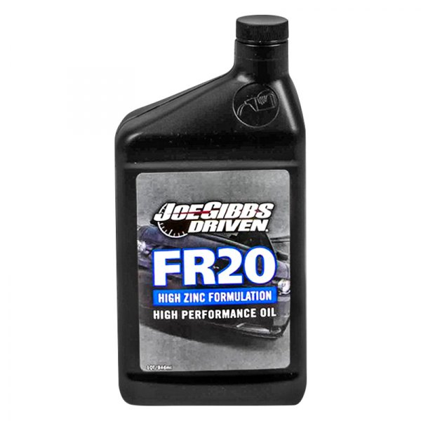 Driven Racing Oil Fr20 Sae 5w 20 High Performance