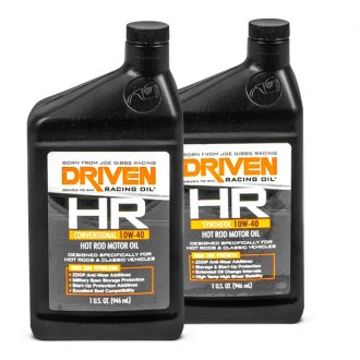 Driven Racing Oil® - HR SAE 10W-40 Mineral Motor Oil