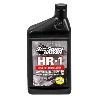 Driven Racing Oil® - HR-1 15W-50 Conventional High Performance Motor Oil