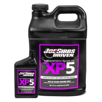 Driven Racing Oil® - XP5 SAE 20W-50 Semi-Synthetic Racing Motor Oil