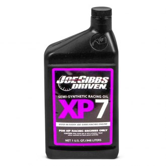Driven Racing Oil® - XP7 SAE 10W-40 Semi-Synthetic Racing Motor Oil