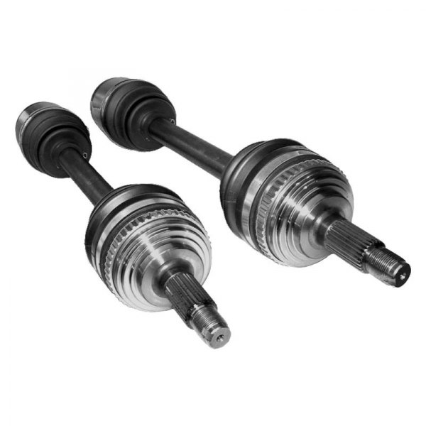Driveshaft Shop® - Level 0™ Passenger Side Axle Shaft