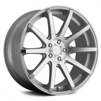 DROPSTARS® - 643MS Matte Silver
