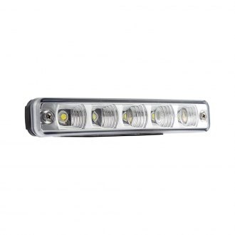 "DS18® - 11.5"" White 5 LEDs Daytime Running Lights"