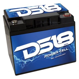 DS18® - Gel Technology Power Cell Battery