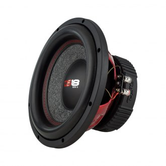 "DS18® - 10"" GEN-X Series 800W 4-ohm DVC Subwoofer"