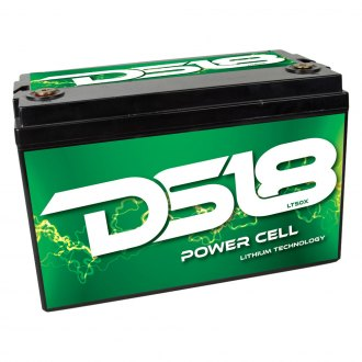 DS18® - Lithium Technology Power Cell Battery