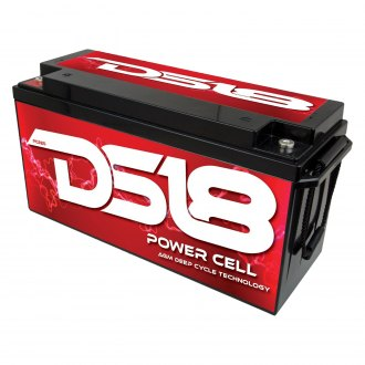 DS18® - 6000W AGM Deep Cycle Power Cell Battery
