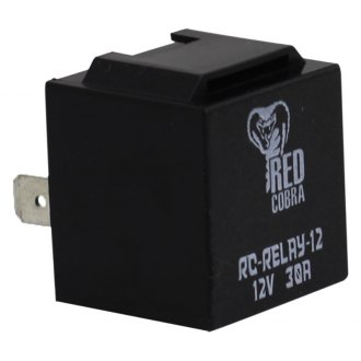 DS18® - 12V 30A Red Cobra Relay