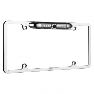 DS18® - License Plate with Rearview Camera