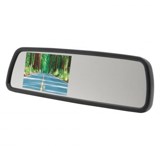 "DS18® - Rear View Mirror with 4.3"" Screen"
