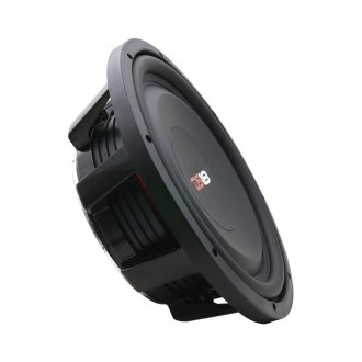 "DS18® - 12"" Shallow Mount 1200W 4-ohm SVC Subwoofer"