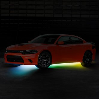 DS18® - Flexible Neon Multicolor LED Underbody Kit