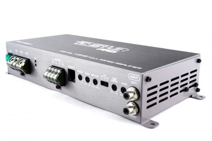PRO-FR800.1 - DS18® PRO Series Class D Mono 800W Full Range Amplifier Featured 360 View (Full HD)
