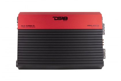SLC-X3050.1 - DS18® SELECT Series Class D Mono 3050W Amplifier (Full HD)
