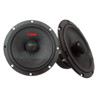 "DS18® - 6-1/2"" 2-Way Elite Series 180W Coaxial Speakers"