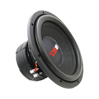"DS18® - 10"" Elite Series 1500W 4-ohm DVC Subwoofer"