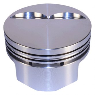 DSS Racing® - E Series Forged Piston Set with Double True Arc Pin Locks