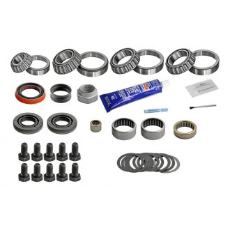 DT Components® - Front Differential Bearing and Seal Kit