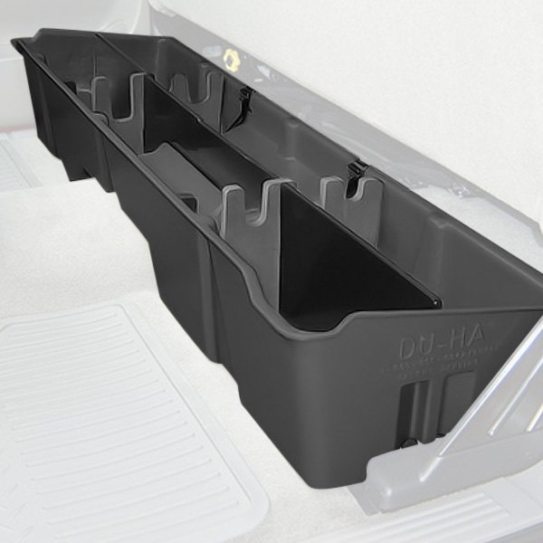 DU-HA® - Underseat Storage Case (Dark Gray)