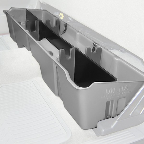 DU-HA® - Underseat Storage Case (Light Gray)