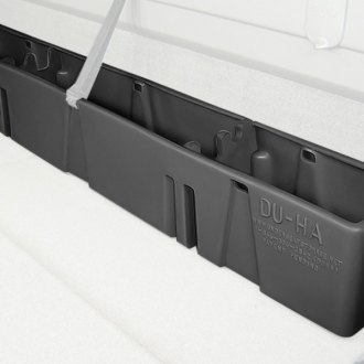 DU-HA® - Behind-the-Seat Storage Case (Black)