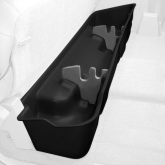 DU-HA® - Behind-the-Seat Black Storage Case