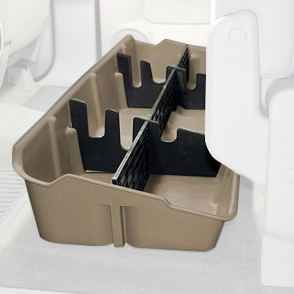 DU-HA® - Underseat Storage Case (Tan)