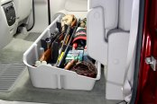 DU-HA® - Light Gray Underseat Storage Case