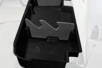 DU-HA® - Underseat Black Storage Case