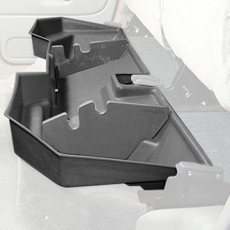 DU-HA® - Underseat Dark Gray Storage Case