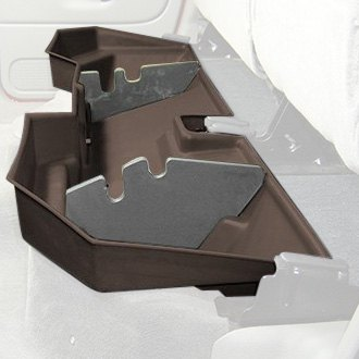 DU-HA® - Underseat Dark Brown Storage Case