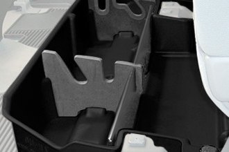 DU-HA® 60051 - Underseat Black Storage Case