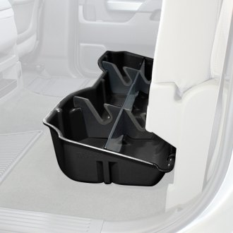 DU-HA® - Jet Black Underseat Storage Case