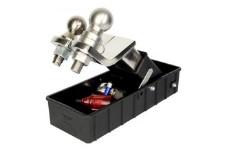 DU-HA® - Receiver Caddy™ Ball Mount Storage Container