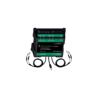 Dual Pro® - 6A 12V/24V Dual Pro Recreational Series Waterproof Battery Charger