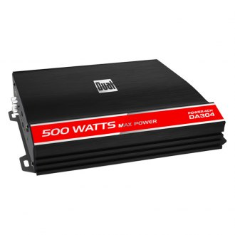 Dual® - Performance Series Class AB 4-Channel 500W Amplifier