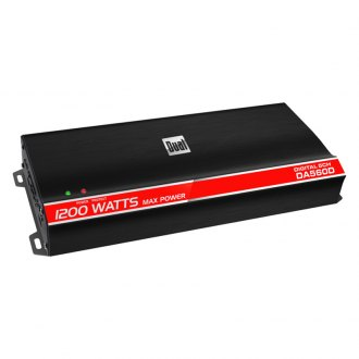 Dual® - Digital Compact Series Class D 5-Channel 1200W Amplifier