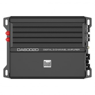 Dual® - Digital Mini Series Class D 2-Channel 600W Amplifier