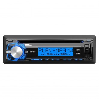 dual car stereo radio speakers cd dvd players. Black Bedroom Furniture Sets. Home Design Ideas