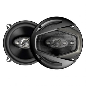 "Dual® - 5-1/4"" 4-Way DLS Series 120W Coaxial Speakers"
