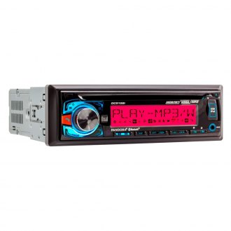 Dual® - Single DIN CD/AM/FM/MP3/WMA Receiver with Built-In Bluetooth and Pandora