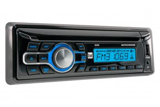 Dual® - Single DIN AM/FM/CD Receiver