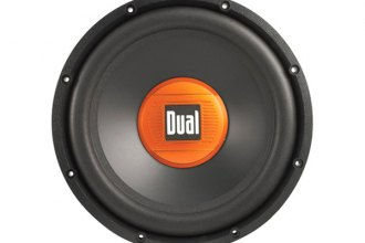 "Dual® - 12"" DLS Series 875W Subwoofer"
