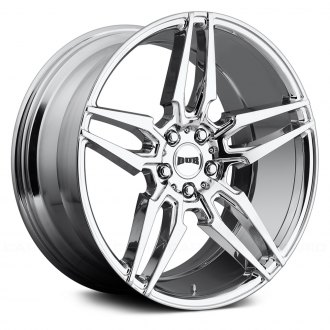 DUB® - ATTACK 5 1PC Chrome